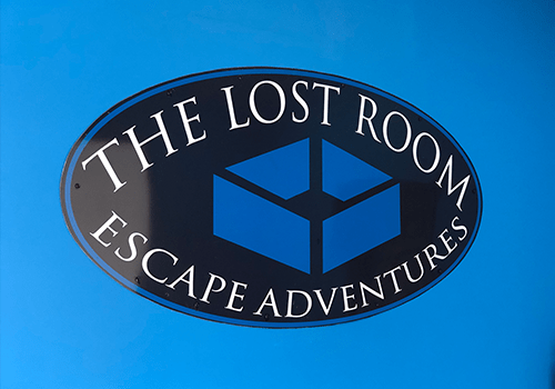 The Lost Room Escape Adventures!